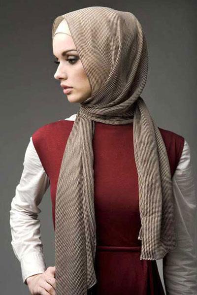 m r 3 مدل های جدید و جذاب بستن شال و روسری