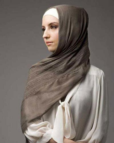 m r 4 مدل های جدید و جذاب بستن شال و روسری