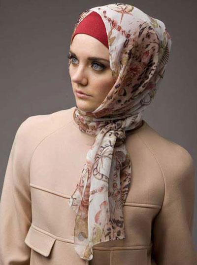 m r 8 مدل های جدید و جذاب بستن شال و روسری