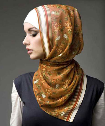 m r 9 مدل های جدید و جذاب بستن شال و روسری