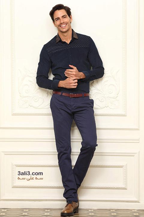 مدل های جدید لباس مردانه پاییزی و زمستانی