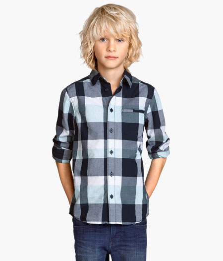 مدل های جدید پیراهن و تیشرت پسر بچه ها