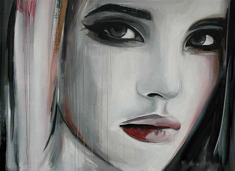 عکس های فانتزی دخترونه – نقاشی جالب دخترانه
