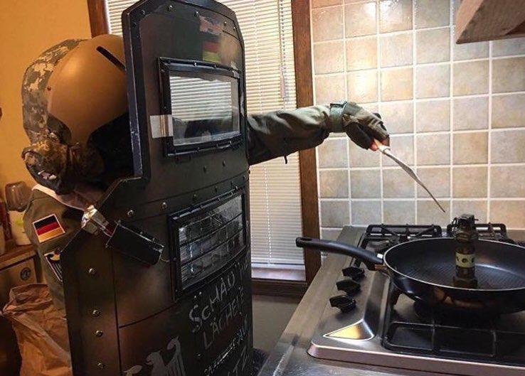آشپزی مردا