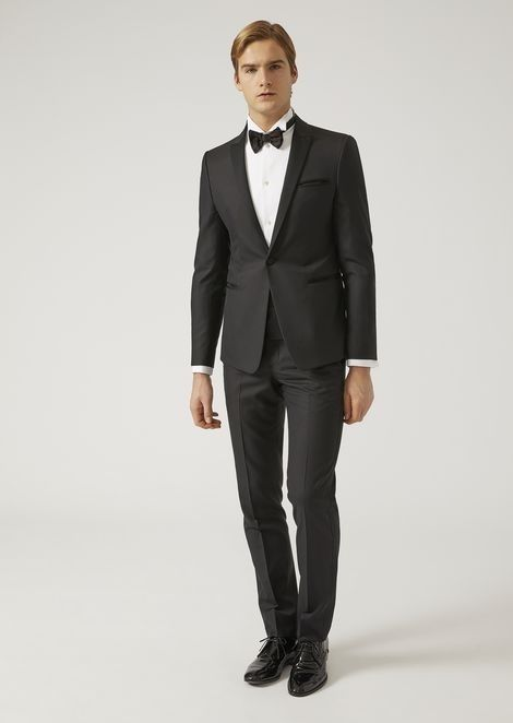جدیدترین مدل کت و شلوار برند جورجو آرمانی