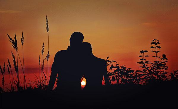 عکس عاشقانه دونفره