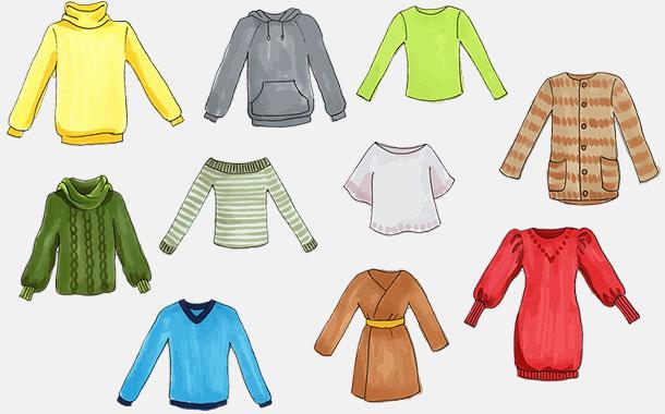شخصیت شناسی مردان و زنان از روی انتخاب رنگ لباس