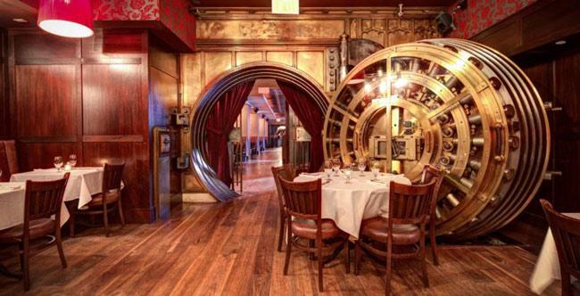 رستوران جذاب