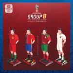 عکس پروفایل ایران در جام جهانی 2018 | تصویر زمینه تیم ملی