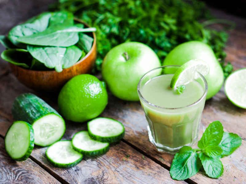 نوشیدنی های سالم که بدن را سم زدایی می کنند