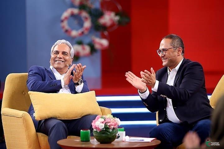 دانلود برنامه خندوانه با حضور مهران مدیری شب عید فطر