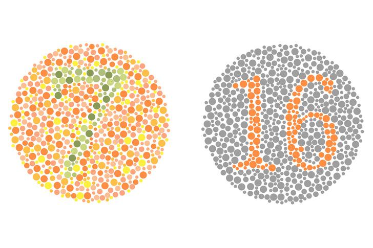 تست بینایی آنلاین به کمک تصاویر جالب