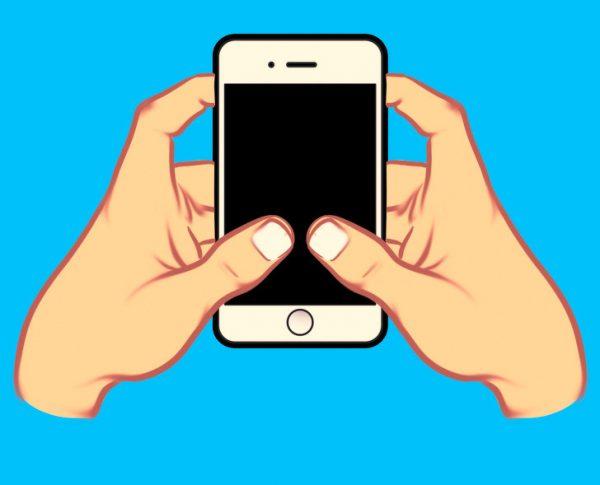 شخصیت خودتون رو با نحوه دست گرفتن گوشی موبایل بشناسید