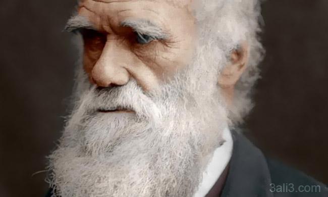 سخنان بسیار زیبا و پندآموز از چارلز داروین